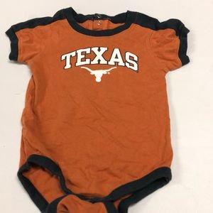 Texas Longhorns 12 months one pice